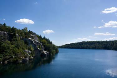 Lake Minnewaska by sevtech