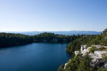 Lake Minnewaska II by sevtech