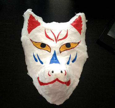 Kitsune Mask - Babymetal Style - by Kiffy25081987