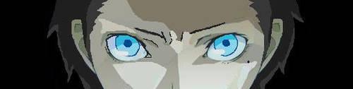 Ryoji eyes bar by PikeInverse