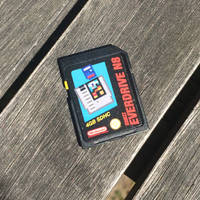 SD Card Label by NeoRame