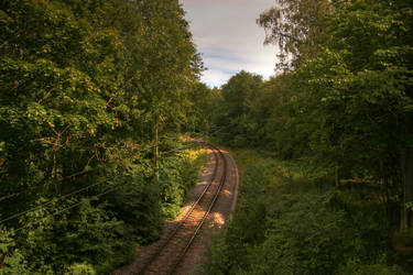HDR 11: Railraod by Stoy