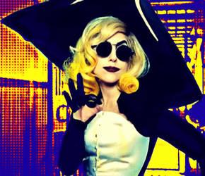 Lady gaga artpop wallpaper by AndyCordiero