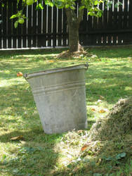 bucket by bluemacgirl