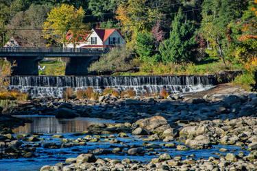 Penobscott River, Bangor, Maine by jjcpix