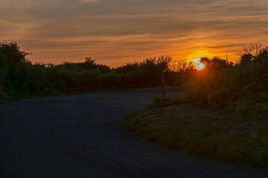 Daybreak Road by jjcpix