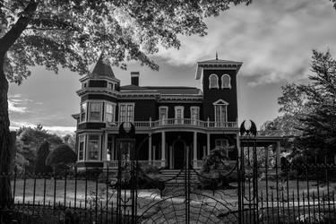 Stephen King's House by jjcpix