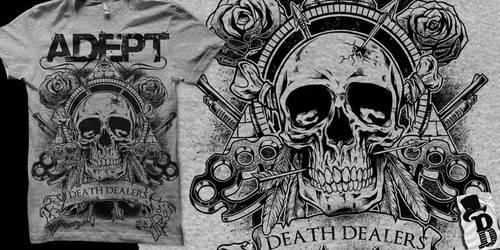 DEATH DEALER by bazzier