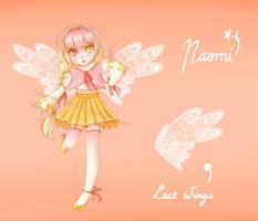 OC: Naomi by Vermelha-tan