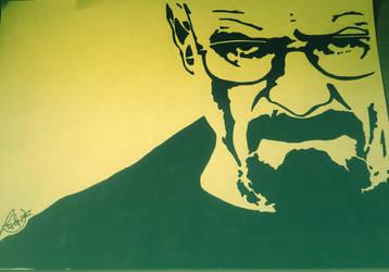 Heisenberg by BasHallward