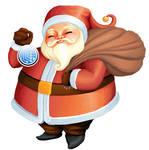 Santa by angychan