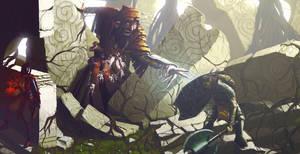 Fantasy Battle Redux by StMan