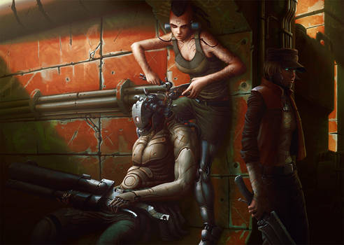 Fixing Head by StMan