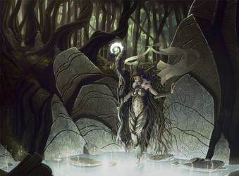Forest Guardian by StMan