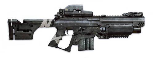 W20150110 - Custom Weapon by StMan
