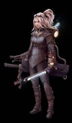 SteamGirls Redux - First by StMan