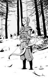 W20150603 - hunter by StMan