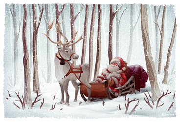 Christmas Card by StMan