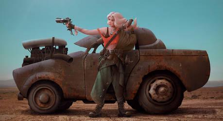 Fury Road Girl by StMan