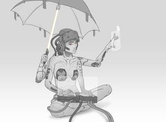 W20181003 - Cyberbrella by StMan