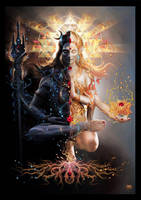 Lord Shiva by tarunpops