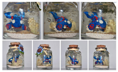 Kyogre in a bottle! by inu-chan-free