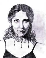 Marcela Bovio by dawn-alexis