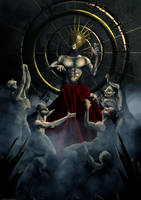 Blind God by Christophergine