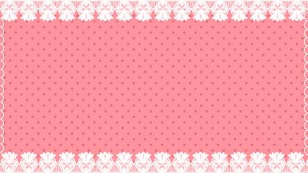 Free Lace Polka dot BG by Chiharu-Kyu