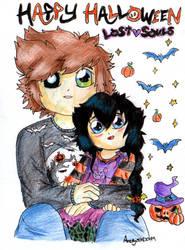Happy Halloween by AmethystDOOM