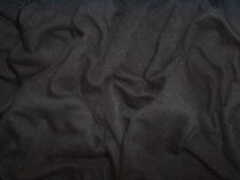 Black Fabric by Cynthetic