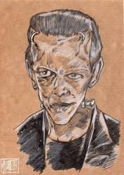 Frankenstein by jacksony22