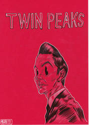 Twin Peaks by jacksony22