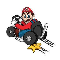 Mario Cart - need help by DoooM