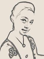 sketch by gadistudio