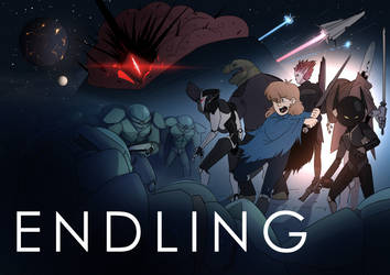 Endling Poster by AphidArts
