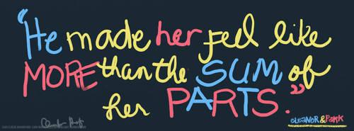 She said... by sweetlacie