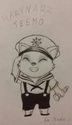Sailor Teemo by Flean3