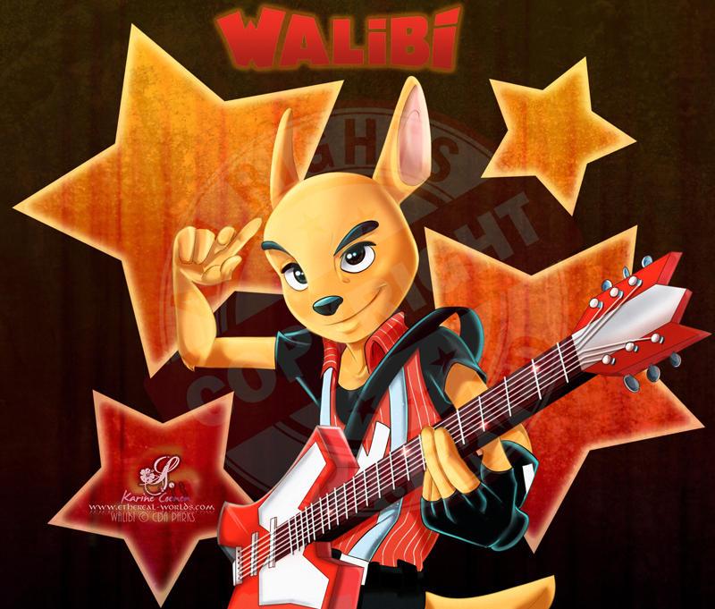 Walibi - Gift by Sahtori-Kamaya