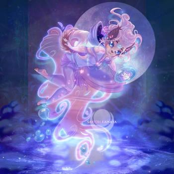 Float and Dream on by Sahtori-Kamaya