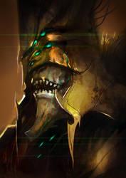 Demon by funkychinaman