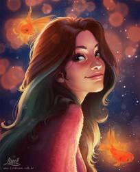 The Dreamer by AmandaDuarte