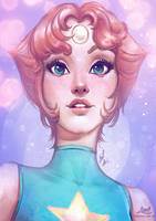 Pearl - Steven Universe by AmandaDuarte