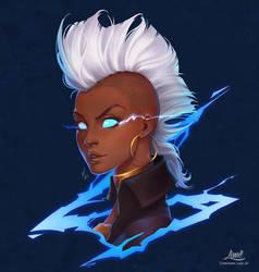 Storm - Heroine Series by AmandaDuarte