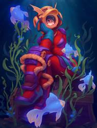 Under the Sea by AmandaDuarte