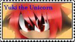 Stamp Yuki by FumikoFreeStamps