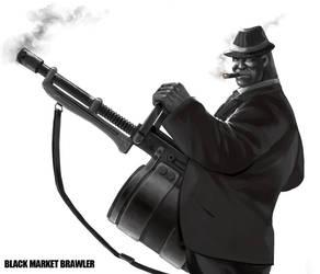 That Heavy is a mafia! by Ulsae