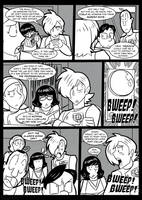 THE SKULL Page 21 by MichaelJLarson