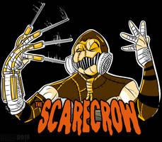 Scarecrow by MichaelJLarson