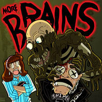 Drawlloween 2016, Oct 1st - Return of the Dead by MichaelJLarson